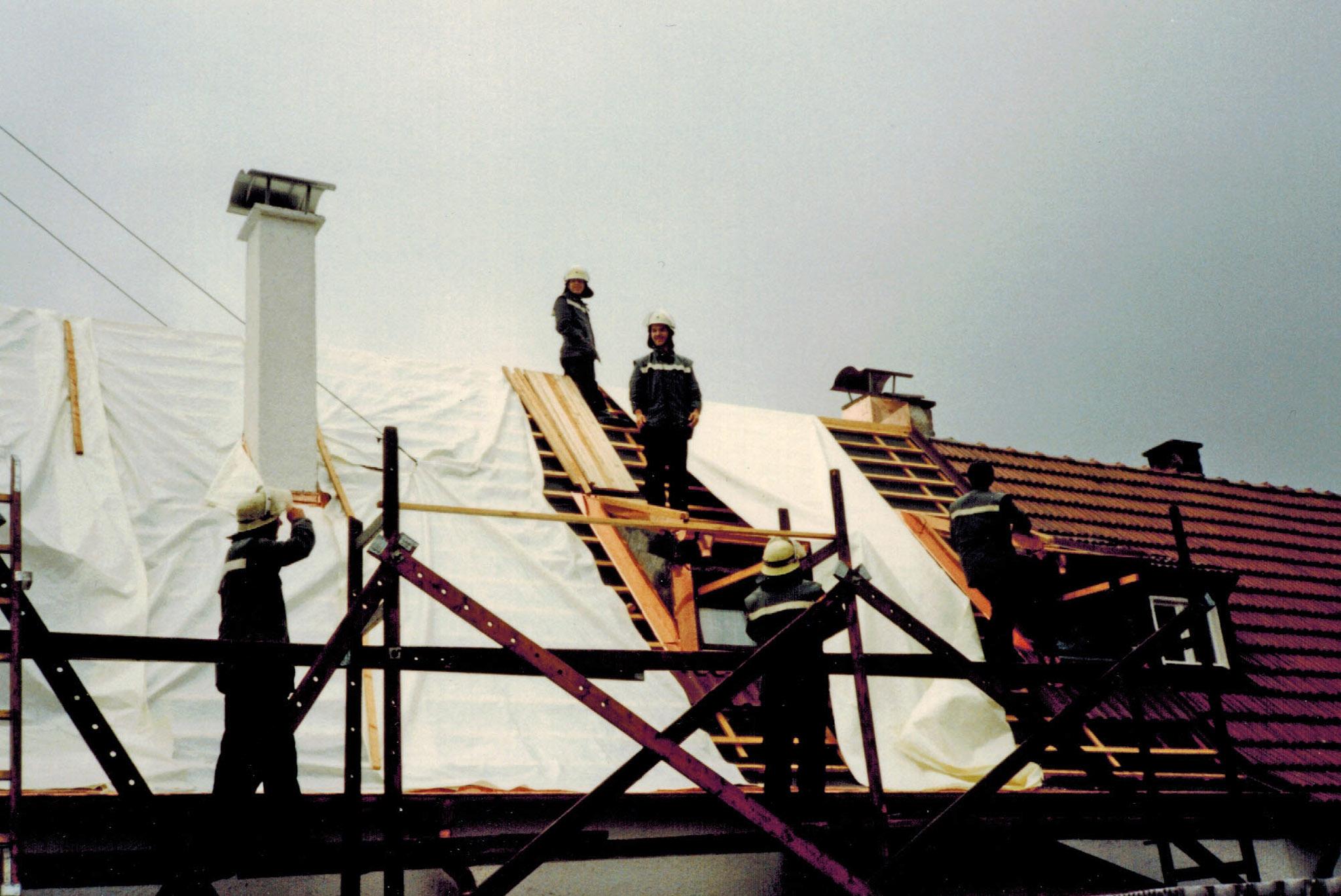 Hagelsturm München